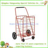 chariot de service à quatre roues de chariot de chariot à achats avec la doublure (TC1502)