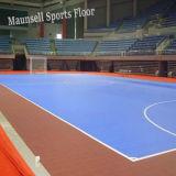 サッカー/Futsal裁判所のための屋内PVCおよびPPの連結のスポーツの床
