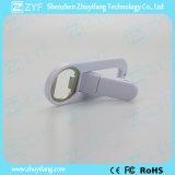 Vara de nível elevado do USB do abridor de frasco do presente da exposição da cerveja (ZYF1746)