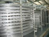 中国の冷却装置のための多重方向シーフードの倍の螺線形のフリーザー