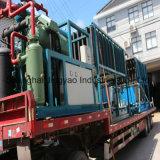 Machine de glace de bloc pour des installations de transformation de chalutiers et de poissons de pêche