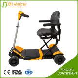 Scooter électrique en acier neuf de batterie au lithium de déploiement et de pliage du poids léger 31kg mini avec à télécommande