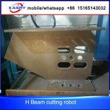 H 사면 단면도 광속 CNC 플라스마 절단 로봇