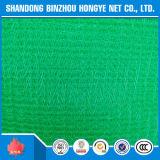 HDPE высокого качества с UV сетью тени Mono&Tape