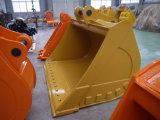 Ведро чистки рва частей машинного оборудования конструкции, ведро грязи для землечерпалки