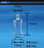 Бутылка вина творческого контейнера конструкции стеклянная с высоким качеством