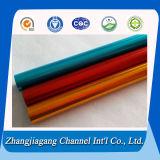 Tratamento de superfície diferente e câmara de ar diferente do alumínio das cores T5 T6
