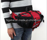 Saco da cintura da cor vermelha 1680d Alpinestar