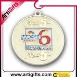 Подгонянное горячее медаль металла сбывания с по-разному плакировкой