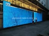 Alto schermo di visualizzazione esterno del LED di luminosità S-P5.95 di Gloshine per uso della fase