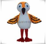 Prezzo all'ingrosso della mascotte animale dell'uccello di bambino