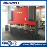Frein de plaque métallique de presse hydraulique de vente chaude avec le meilleur prix (WC67Y-250TX3200)