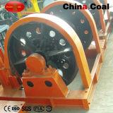 Capacité de descente du treuil 0.5-40ton de puits de mine