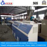 PVC WPC 나무 플라스틱 프로필 압출 기계 / 생산 라인
