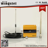 Impulsionador do sinal do telemóvel do LCD mini 3G 2100MHz