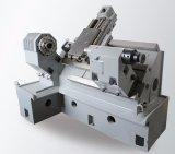 Gemakkelijk stel CNC Draaibank met Automatisch Voer in werking