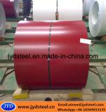 Farbe beschichteter galvanisierter Stahl im Ring