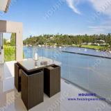 Balcony를 위한 알루미늄 U Channel Base Frameless Tempered Glass Balustrade