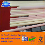 1800c Alumina Buis op hoge temperatuur 99% Alumina Ceramische die Buis in China wordt gemaakt