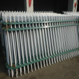 StahlBarrier Made durch Galvanized und Painted Square Tube