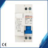 Disjoncteur actuel résiduel de Dpnl 16A 230V~ 50Hz/60Hz 1p+N