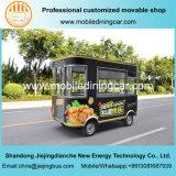Jiejing a fait la remorque mobile électrique exquise de nourriture avec du ce