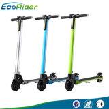 Scooter électrique pliable de roue des nouveaux produits deux d'Ecorider mini pour des adultes