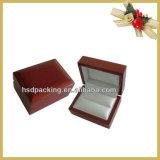 Caixa de jóia de madeira luxuosa com tamanho personalizado