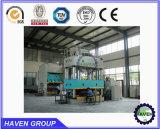 Máquina da imprensa hidráulica da coluna Yq32-1600 quatro
