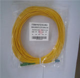 E2k APC Fiber Optic Patch Cord, LC에 E2k Optical Fiber Patch Cable 5 Meter에 높은 Quality LC Upc