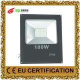 Luz ao ar livre energy-saving AC85-265V do projector do projector da iluminação do diodo emissor de luz