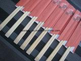 palillos de bambú 4.30-4.5m m disponibles de los 24cm