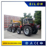 China 130HP Tractor met All Kinds van Implement (SL1304)