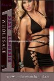 Оптовая 2015 Новый дизайн сексуальное женское белье Ночная сорочка Нижнее белье (TLQZ536)