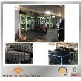 Presse corrigeante hydraulique pour des pneus de pneu de vélomoteurs