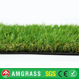 Quatre couleurs Mixed Landscape Garden Artificial Grass