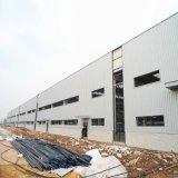 Vor-Ausgeführtes metallisches Gebäude verschüttet für Lager/Werkstatt