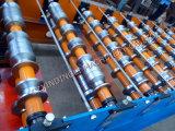 Fabrication de tuile de mur en métal faisant la machine