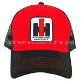 Promoción bordado Imprimir Patch Deporte camionero Mesh Cap ( TRT013 )