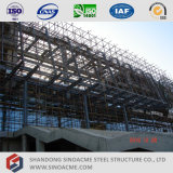 Structure préfabriquée en acier léger Station routière