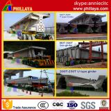 Semi remorque modulaire hydraulique lourde/remorque lourde de matériel
