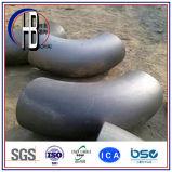 aço 5s~S160 inoxidável cotovelo longo do raio de 90 graus para vendas por atacado