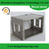 Alta qualidade Sheet Metal Enclosure Fabrication de Stainless Steel