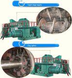 Beroeps voor Oven van de Tunnel van de Baksteen van de Klei de Brandende