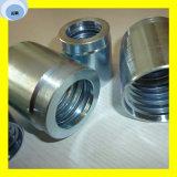 Metalen kap van de Montage van de Slang van Swaged de Hydraulische voor SAE 100 R2at/En 853 2sn Metalen kap 03310 van de Slang