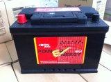 batería de coche ácida de Freelead del mantenimiento de 57531lmf 12V75ah