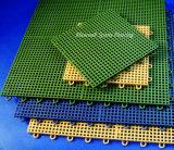 高品質屋内PVC連結が付いている2017新製品はサッカー/Futsal裁判所のための床を遊ばす