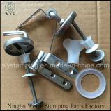 조정가능한 Toilet Seat Hinge Steel Soft Closing Hinge (WYS-C01)