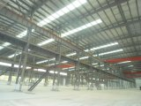 Prefabricated 가벼운 강철 구조물 조립된 작업장