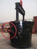 2トンの手動鉄のひしゃく/鋳物場のひしゃく